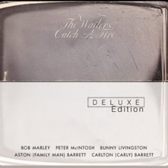 Tuff Gong, Island Records Other - bob marley catch a fire deluxe 2 cd digi pak